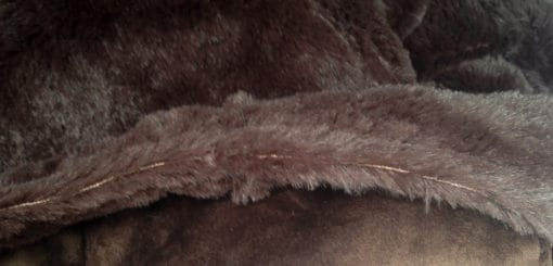 Devine brown fur