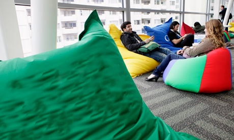 Google beanbags