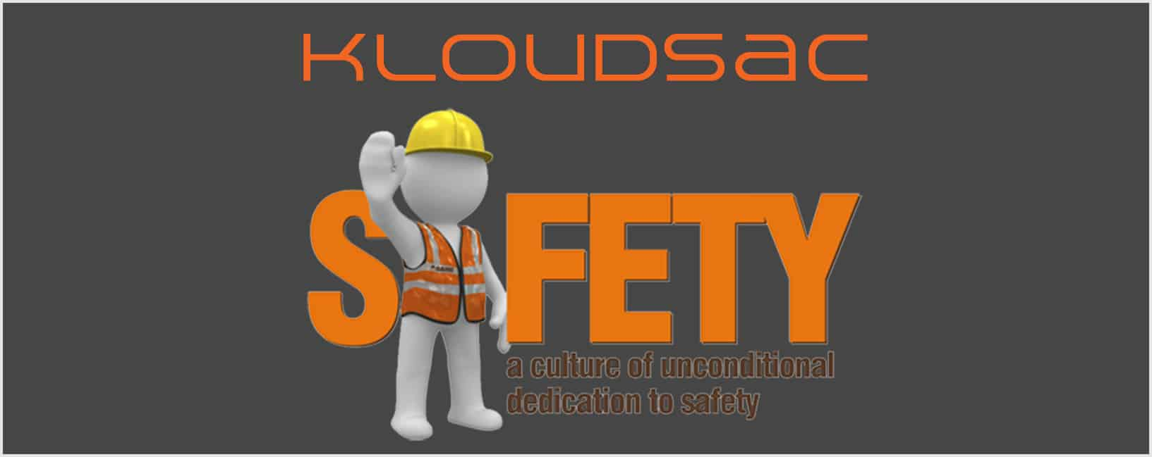 kloudsac bean bag safety