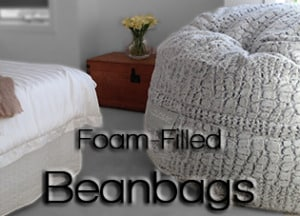 buy foam filled bean bags