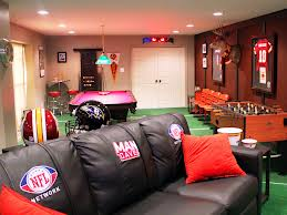 man cave bean bag