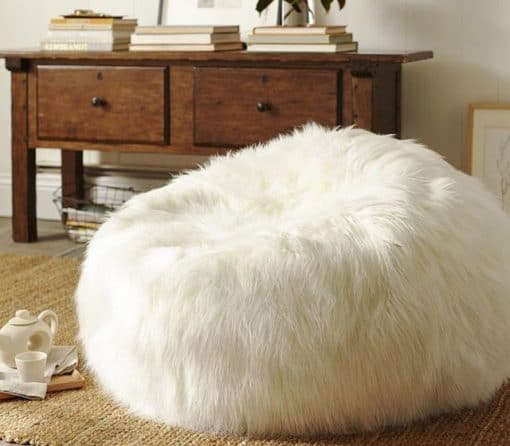 Triangle Fur Bean Bag Chairs Buy Bean Bag Chairs Online