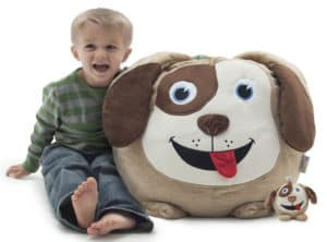 happy dog kids bean bags