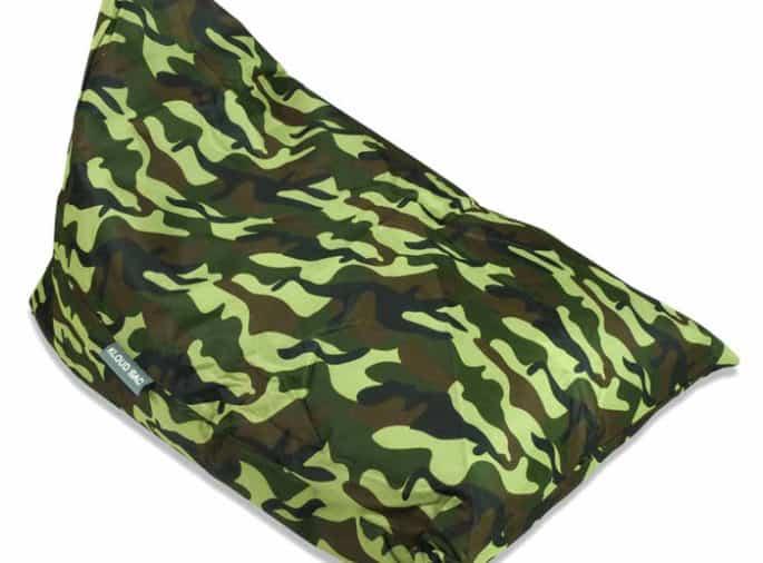 Camo Canvas Bean Bag Cover