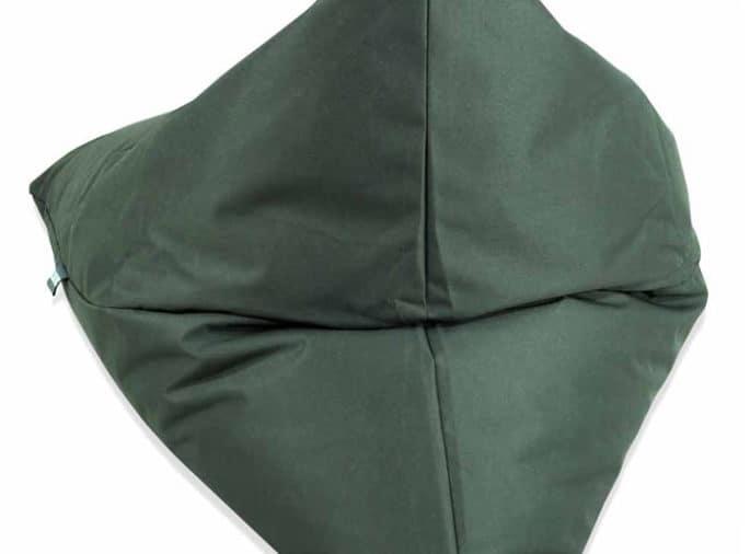 Rear View of Bean Bag