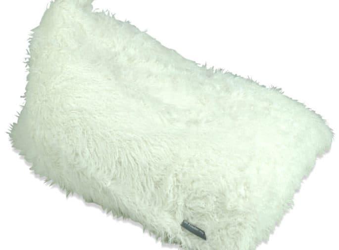 White Fur Triangle