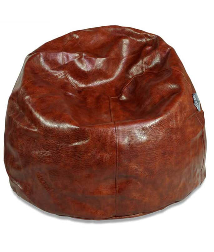 Large Leather Brown
