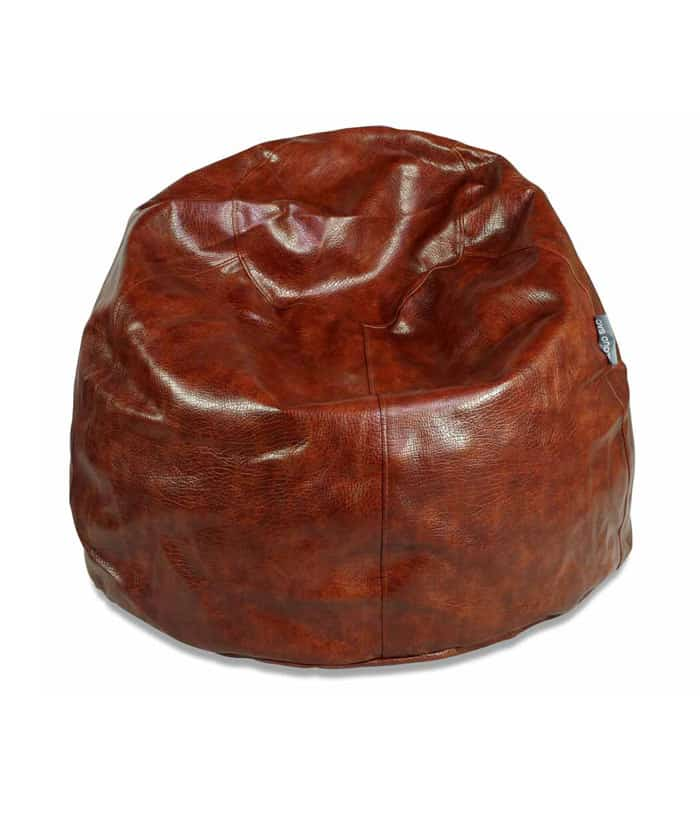 Buy Faux Leather Bean Bag Chairs In Australia Kloudsac
