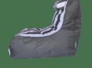 outdoor beanbag chair grey2