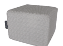 Polar Fur Footrest