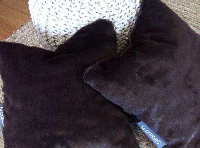 sofa cushions display